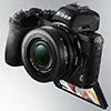 Обновление прошивки Nikon Z50 включает поддержку АФ с обнаружением животных