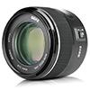 Автофокусный объектив Meike 85mm f/1.8 для байонета Nikon F