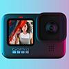 GoPro HERO9 Black – видео 5K, фронтальный экран и новый аккумулятор