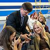 Компания Nikon провела благотворительный мастер-класс для юных фотографов в Челябинске