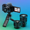 Новая камера для блогеров Sony ZV-E10