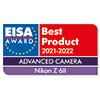 Четыре продукта компании Nikon получили награды EISAAwards 2021–2022